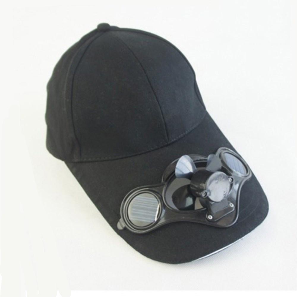 solar fan cap 16082018 solar usb mini fan portable cap hat clip-on hanging fans cooler camping travel | home & garden, home improvement, heating, cooling & air | ebay.