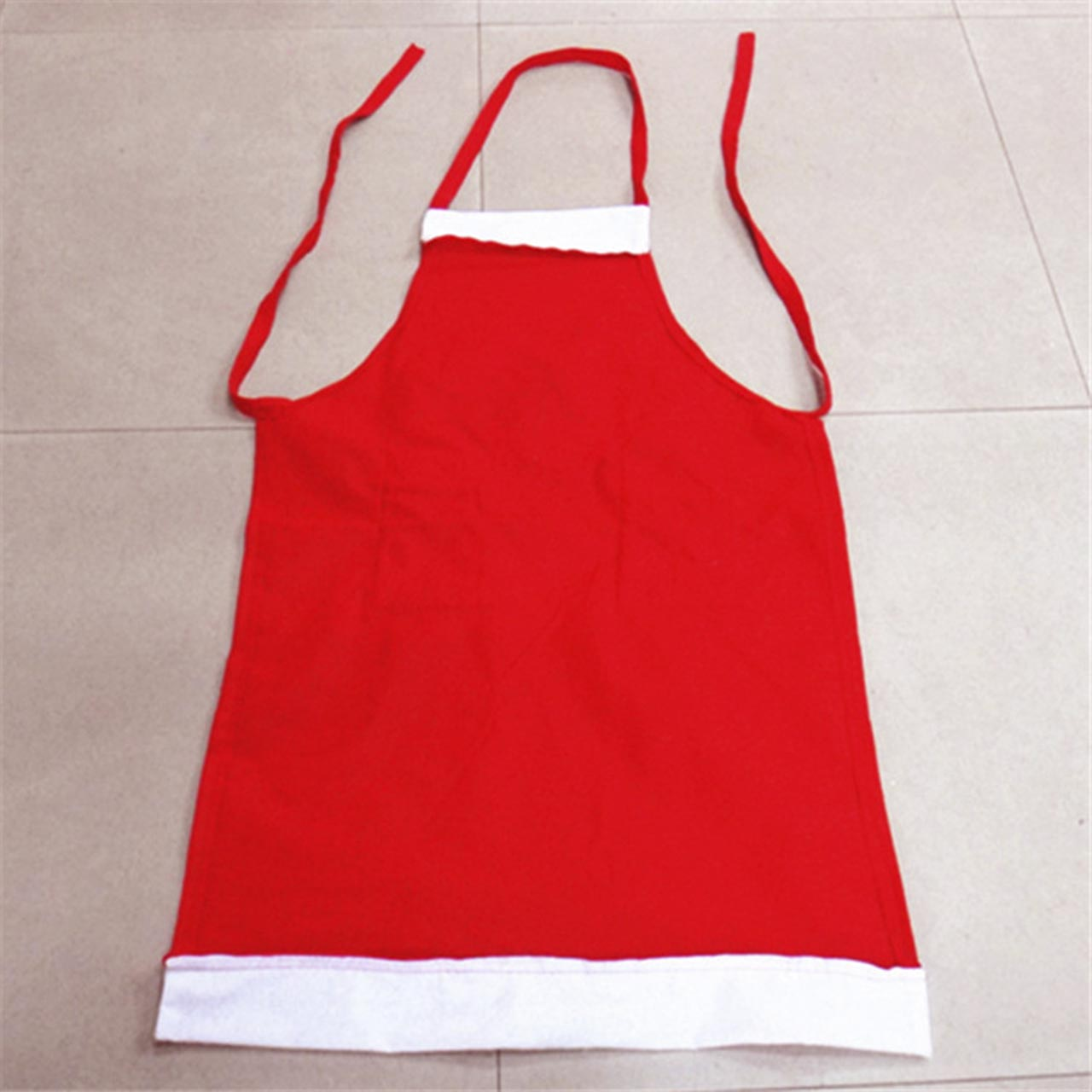Apron For Kitchen : Kitchen-Supplies-Christmas-Santa-Claus-Apron-for-Xmas-Party-Supplies ...
