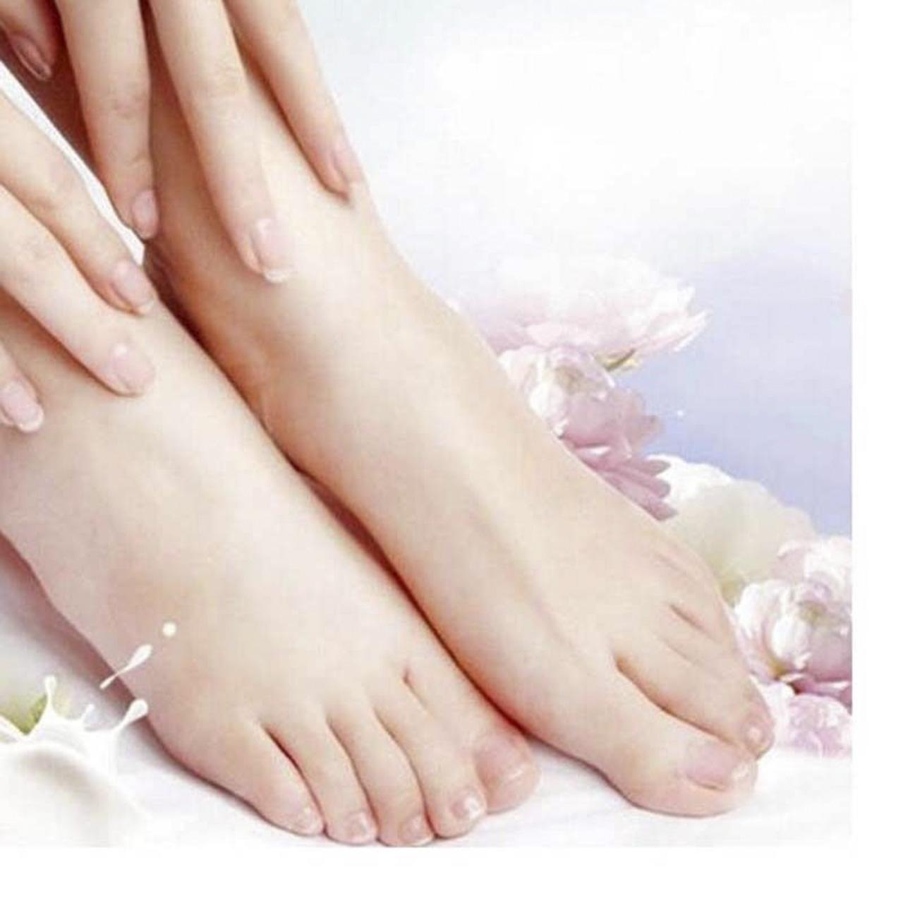 1 2 5 set exfoliating peel foot mask baby soft feet remove. Black Bedroom Furniture Sets. Home Design Ideas